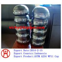 ASTM A234 WP11 cap Manufactures