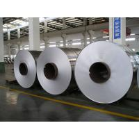 Hydrophilic / Epoxy Coating Aluminum Coil Roll For Home Air Conditioner Weather