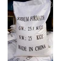 China 95% 98% Sodium Formate for industrial chemical on sale