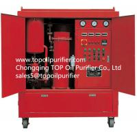 Insulation oil used oil purifying treatment machine Series ZYB,fast dewater,degas,easy to use Manufactures
