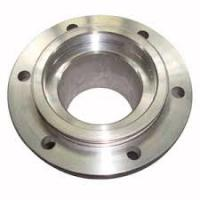 China Lost Wax Die Casting Stainless Steel Flange on sale