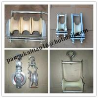 Sales Cable Block,Cable Puller, quotation Hook Sheave Pulley Manufactures