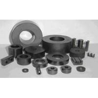 China ring ferrite magnets / barium ferrite magnet on sale