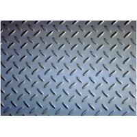 Custom Patterned Galvanized Steel Products Stainless Steel Checkered Plate Manufactures