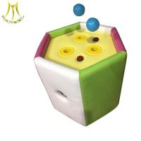 Hansel high quality children indoor soft playground electric bulb-blowing machine Manufactures