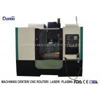 M30 DHVMC850 CNC Milling Machine Belt Spindle Auto Power Off System Manufactures