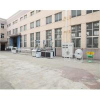 20-63mm PE / PP / PVC / PPR Plastic Pipe Extrusion Machine For Glass Fibre Pipe Manufactures
