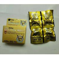 The Golden Root 6800mg male herbal sex pill anti erectile dysfunction Manufactures