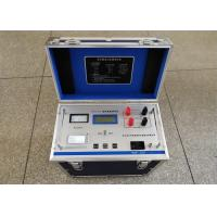 Automatic Temperature Rise Test Equipment Double Channel Dc Resistance Test Of Transformer Manufactures