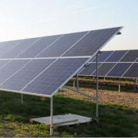 China Solar Ground Mounting System for Residential and Commercial Use, Includes Ground Screws on sale