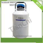 wholesale TianChi 6L aluminum cryogenic liquid nitrogen tank price in RO Manufactures