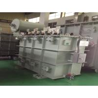 High Voltage Oil Immersed Rectifier Phase Shifting Transformer 35kV , 3 Phase Manufactures