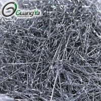 China High Quality Hooked End Steel Fiber Reinforcement for Industrial Floors on sale