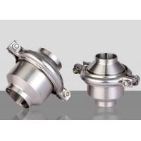 China 3/4 AISI 316L Stainless Steel Check Valve With Two Splitted Design on sale