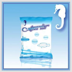 China Blue Treasure Aquaculture Sea Salt on sale