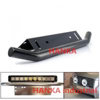 ATV Front License Plate Mounting Bracket , Car Front Bumper License Plate Holder Manufactures