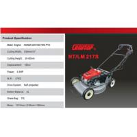 China Lawn Mowers Nt/lm 217s on sale