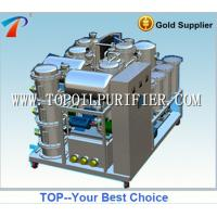 Only One worker diesel engine oil purifying machine, no white clay,deal with colloid,oxide,pitch,wate and gas Manufactures