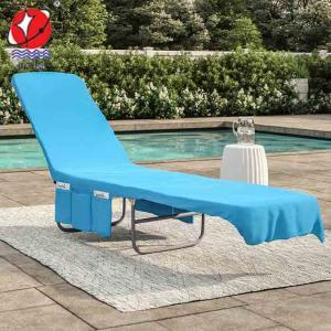 China Beach Chair Towel on sale