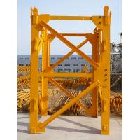 Plated Type Tower Crane Standard Section / tower crane parts F0/23B Manufactures