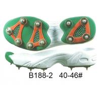 PROFESSIONAL GOLF SHOE SOLES FULL SPIKES Manufactures