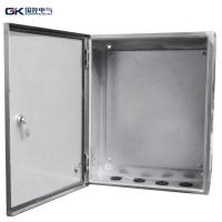 Quality Nema 4x 316 Stainless Steel Enclosures Feel Excellent One Key Open Convenient Function for sale