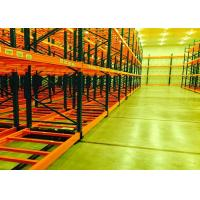 Intelligence Storage Shelving System Mobile Racking System Anti Corrosion Manufactures