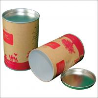 Quality Paper Composite Cookies Cans for sale