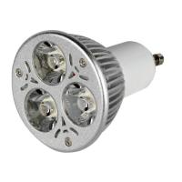 GU10 warm/cool white 240v LED High Power LED Spot Light Bulb 1W For Club LED Night Lights Manufactures