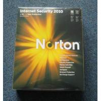 Norton internet security 2010 Manufactures
