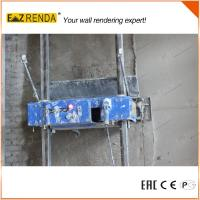 EZ-Robot stable  Automatic Rendering Machine For Internal Wall