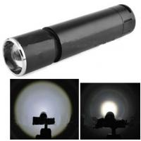 led rechargeable flashlight Manufactures