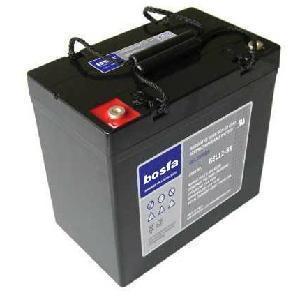Colloid Battery GEL12-55 12V 55ah Gel Battery Manufactures
