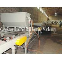 Cold Roll Forming Type Metal Stud Roll Forming Machine 8-10m / Min Manufactures