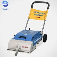 Multi Purpose 1180W Commercial Escalator Cleaning Machine with Handle Manufactures