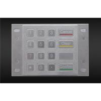 Encryption Pin pad,Payment Kiosk Keypad,ATM pin pad Manufactures