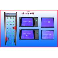 China Anti Inference 24 Zones Archway Metal Detector for Airport / Museums / Sports Stadiums on sale