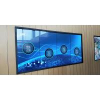 China 49 inch ultra Narrow bezel LCD Video Wall price HD 4K Resolution advertising display on sale