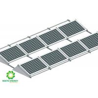 China High Compatible Ballasted Solar Mounting Systems Solar Panel Roof Mounting Brackets on sale