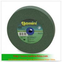 Green Silicon Carbide Grinding Stone Wheel Manufactures