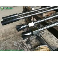 R38 Mining Self Drilling Anchors / Hollow Injection Bar For Narrow Workplace Manufactures