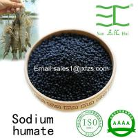 buy sodium humate for animal feed 70% 60% 50% flake powder crystal ball Manufactures