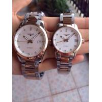 Quality Longines Lovers Watch Fashion Design Conquest Classic for sale