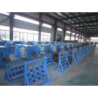 Eco Friendly Copper Wire Bunching Machine ZL104 Aluminum Plate 2.2KW AC Motor Manufactures