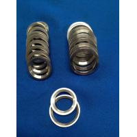 Co Cr W Alloy Round Rotary Shaft Seal Powder Metallurgy Processing Manufactures