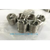 Bashan Stainless Steel Wire Thread inserts Screw M2-M36 Thread coils Manufactures