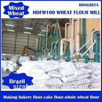 complete line for Wheat Flour Milling Machines with suitable price for Africa Manufactures