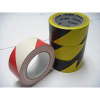 Red / Yellow PVC Warning Tape Achem Wonder With SGS ISO And ROHS Certificate Manufactures