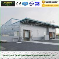 Polyurethane Fireproof Walk In Freezer And Refrigeration Unit For Fresh Fruit And Vegetable Manufactures