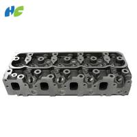 new auto parts 4JG2 8-97016-504-7  diesel engine cylinder head for truck Manufactures